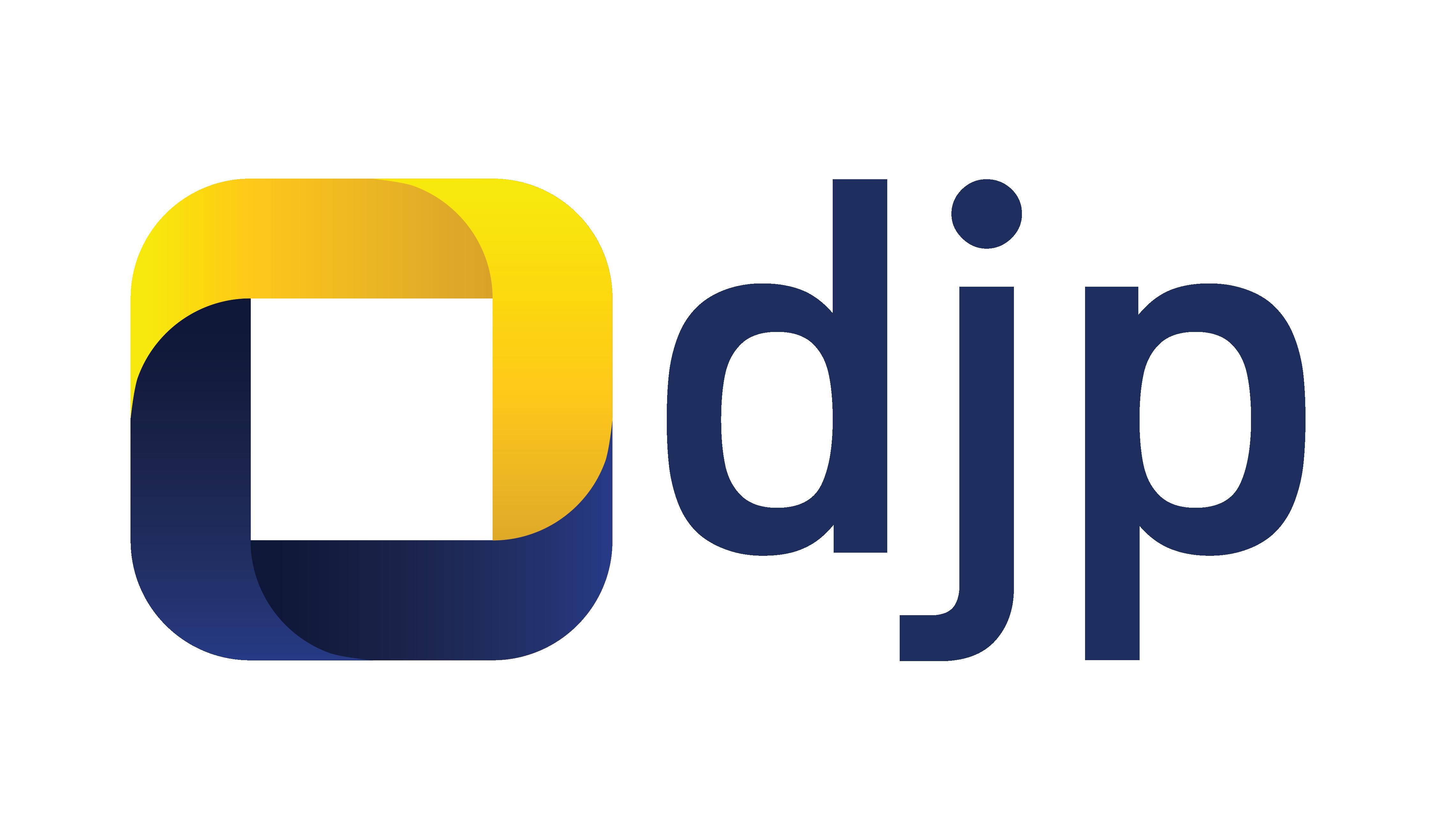 Logo DJP - Sekunder